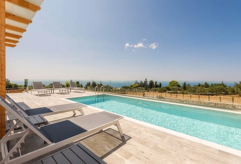 Three-Bedroom Apartment with Private Pool