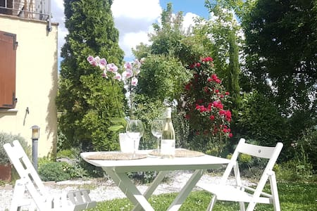 Lovely apartment immersed in the Marche's nature