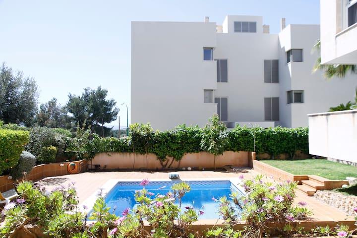 Alquiler habitación doble en Palma - Palma de Mallorca - Casa