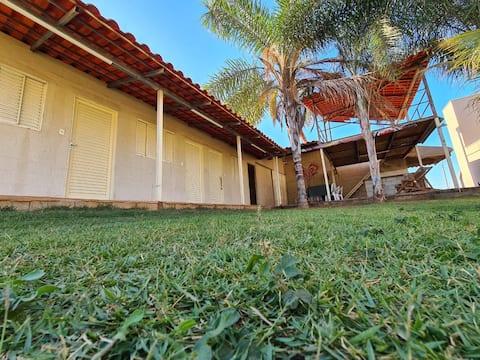 Casa Lago das Brisas - Casa BruLé