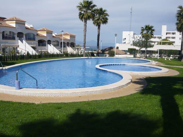 Gran Alacant (ALC).WI-FI&TVsatelite - Gran Alacant - Apartament