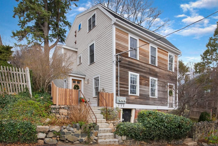 Just Renovated Apt in Marblehead Historic District