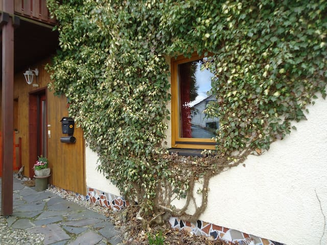 cozy apartment near the Felsenmeer - Lautertal - Apartamento