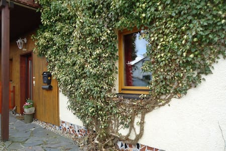cozy apartment near the Felsenmeer - Lautertal