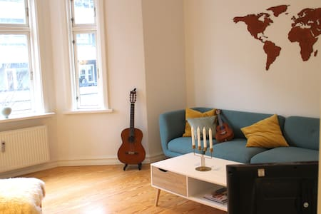 Charming Nordic Apartment
