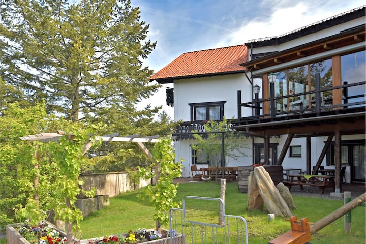 Spacious Apartment with Sauna and Jacuzzi in Harz