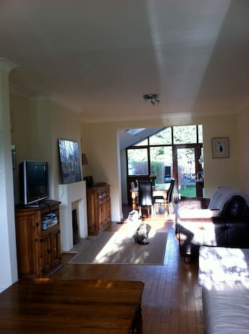 Open Plan Dublin/UCD Adjacent Home