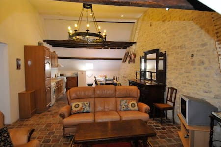 Large 2 BDRM Apartment Historic Town Centre - La Charité Sur Loire - Pis