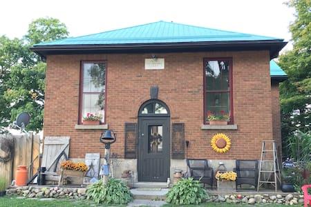 Schoolhouse Loft