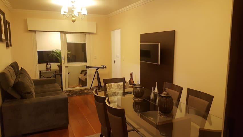 Apartamento de Luxo no Centro de Garibaldi - Garibaldi - Appartement