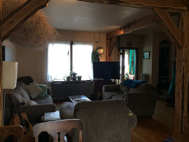 Private Room in Cozy West End Home - Winnipeg - Ev