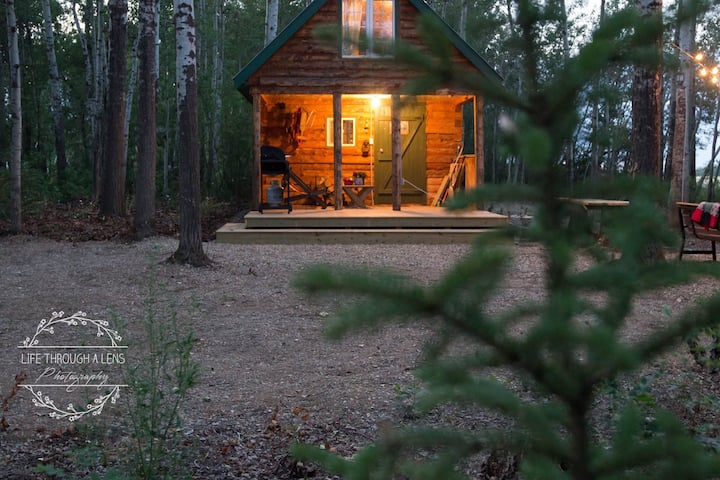 Cabin In The Woods Bed & Breakfast