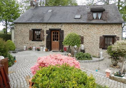Rural Cottage Bed and Breakfast - Colombiers-du-Plessis - Penzion (B&B)