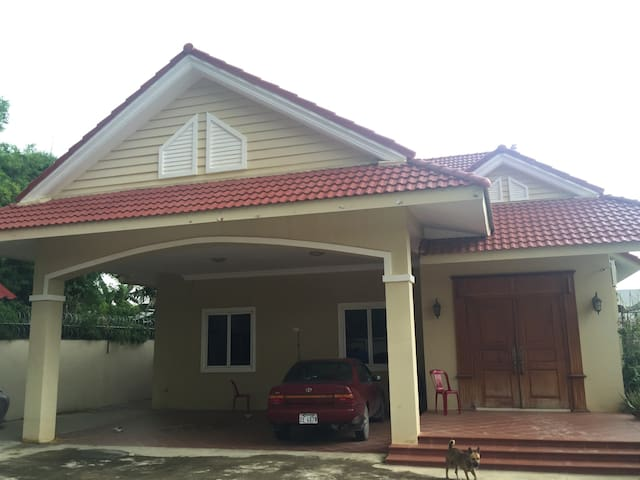 Quiet private gated family home