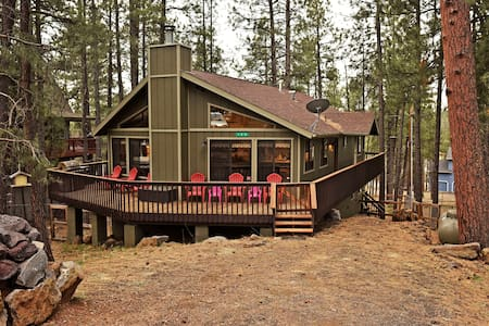 Paradise in the Pines - clean, pet friendly