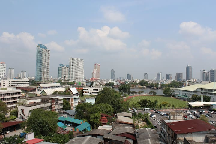 Newly renovated downtown apartment. - Bangkok - Flat