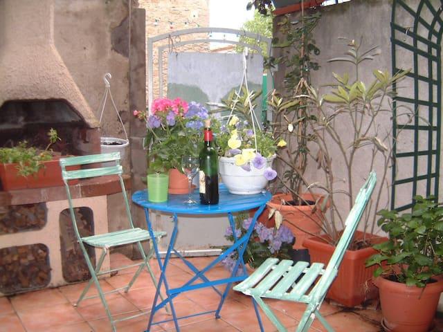 Chez Alvilde: Pepieux, Languedoc - Homps - Дом