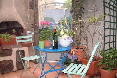 Chez Alvilde: Pepieux, Languedoc - Homps - 단독주택