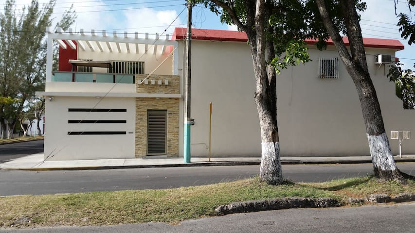 La Casa del Rey - King´s House - Chetumal - Appartement