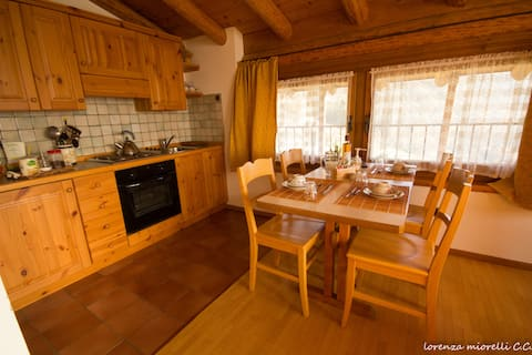Eco-lodge near Lake Garda