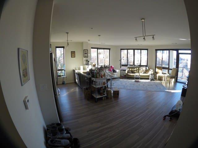 Spacious and clean room in luxury Arlington bldg!