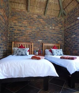 Sundowner Safari Camp - Vaalwater - Naturstuga