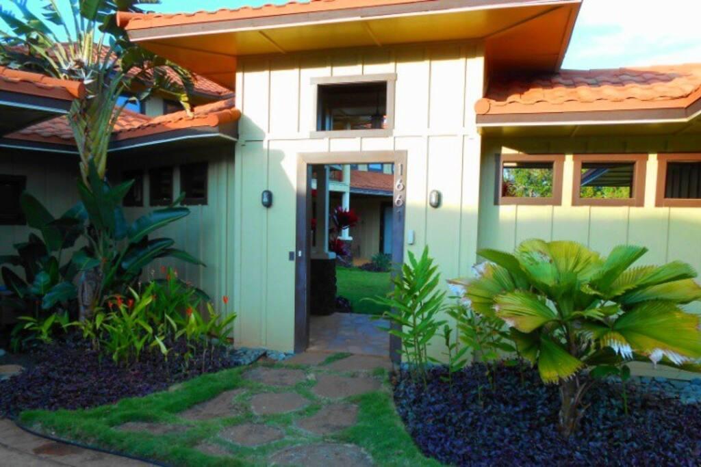 Where we here at Pukana La Hale (Sunrise House) would like to welcome you. - Aloha!