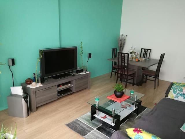 Locat Juillet Aout Bel appart spacieux et lumineux - Orly - Lakás