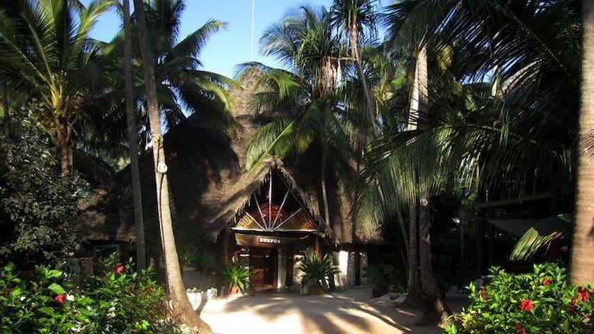 Utupoa Lodge, Matemwe, Zanzibar - Kaskazini - Dům