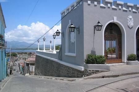 Casa Gloria Jardines - Santiago de Cuba - Hus