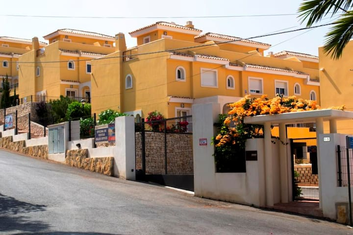 3-bedroom bungalow at Montesol - Calpe - House