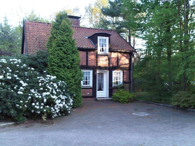 Schnuckenhaus Lüneburger Heide - Bad Bevensen - Huis
