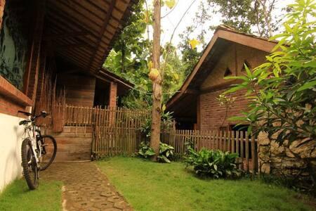 Omah Jegok 'Jungle' Homestay Room02