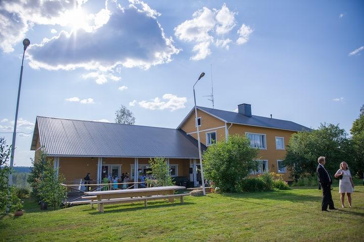 Jakolan Tila, Mulikan Hillton, guesthouse