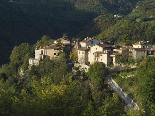 Apartment: The Sun (4 beds + a cot - Province of Ascoli Piceno