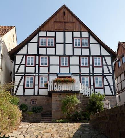 Ferienwohnungen Rustika I - III - Schieder-Schwalenberg - Apartment