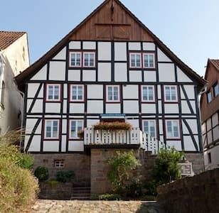 Ferienwohnungen Rustika I - III - Schieder-Schwalenberg