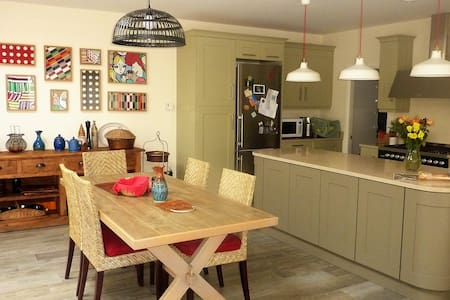 Ensuite double room in beautiful area - Dublin - House - 1