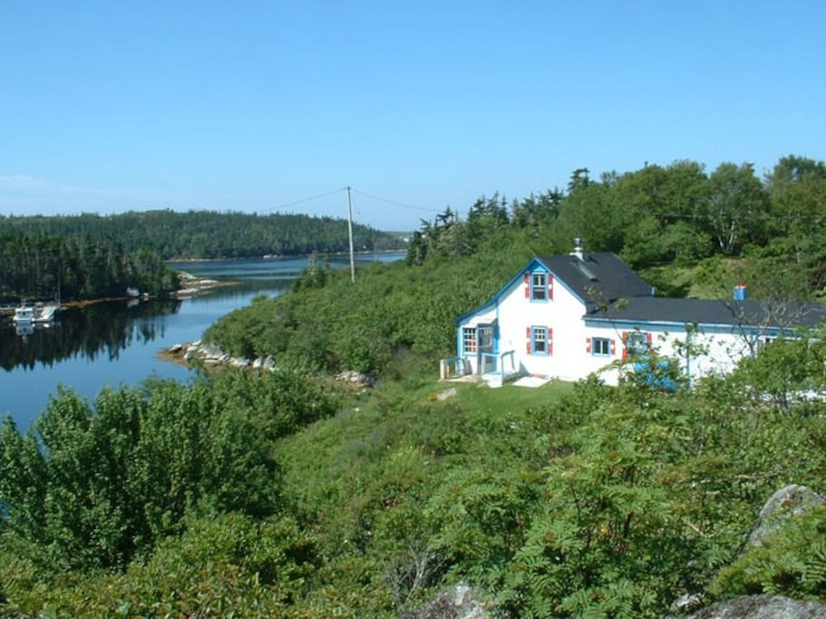 seaside home east dover nova scotia cottages for rent in