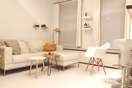 Cool and light Apt. near Jordaan+Central Station - Amsterdam