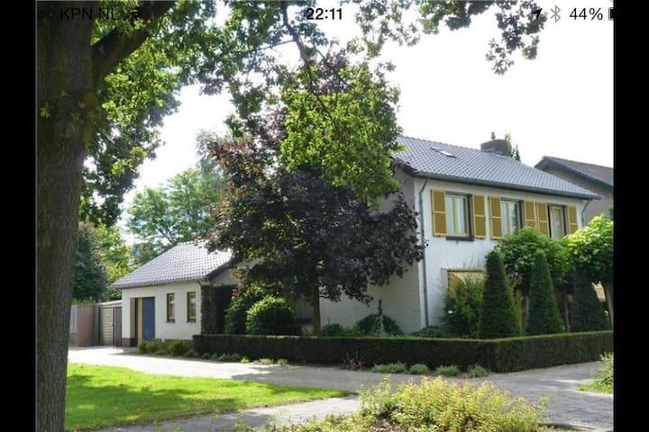 Groot Vierdaagse Nijmegen huis - Wijchen - Hus