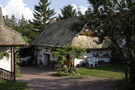 Ispán Guest House Hollókő - Hollókő - Haus