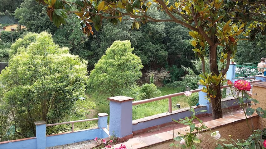 Barcelona, cottage, Sant Cugat,  Natural Park - Molins de Rei - Rumah