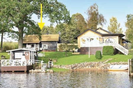 Holiday cottage with 2 bedrooms on 47m² in Våxtorp