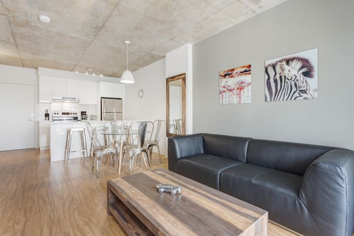 Corporate Stays| Alexander | Beautiful New 1 BR