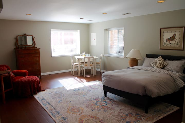 Charming Double Suite in North Boulder Home