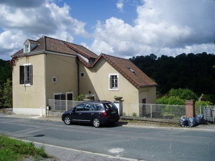'La Janette' detached house, Creuse valley - Indre