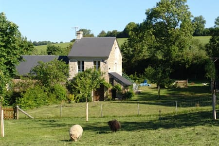 By the countryside, close to Caen - Cesny-Bois-Halbout - Huis