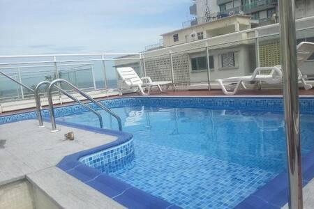 Apart hotel - Praia de COPACABANA - 里約熱內盧