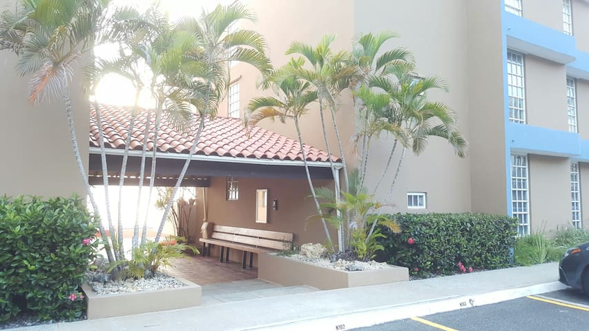 20 steps from the Beach!! Enjoy!! - Cabo Rojo - Apartment